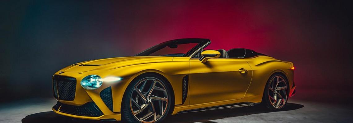 Bentley Begins Testing Bacalar Roadster