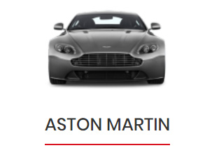 Aston Martin parts