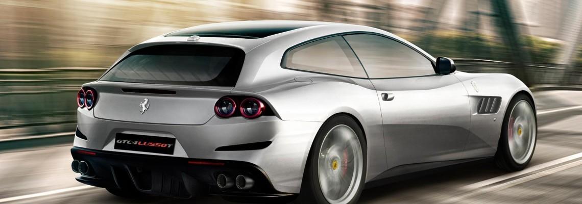 Ferrari Electric Crossover Coming Soon