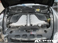 Bentley Continental Flying Spur Engine and Transmission
