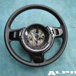 Rolls Royce Wraight Ghost steering wheel