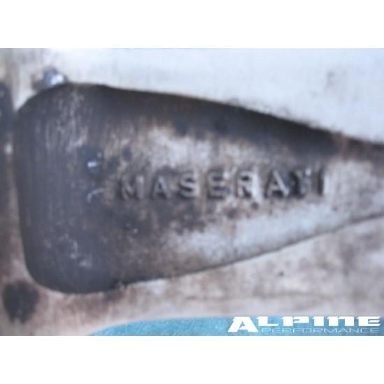 """18"""" Maserati Quattroporte wheels"""