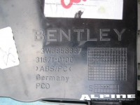 Bentley Continental Console Panel