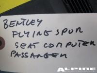 Bentley Continental Flying Spur Ecu Computer