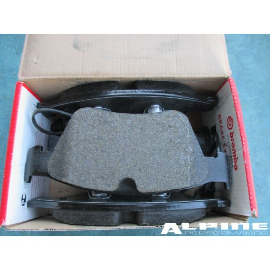 NEW Bentley Continental GT GTC Flying Spur Brembo front brakes brake pads