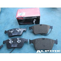 Bentley Continental GT GTC Flying Spur front Brembo & rear Textar brakes brake pads