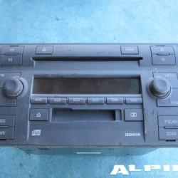 Lamborghini Gallardo radio CD player