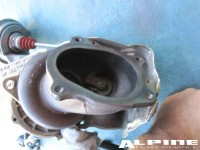 Bentley Continental GT GTC Flying Spur right turbo charger parts