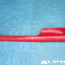 Ferrari 360 left rocker panel side skirt lh used