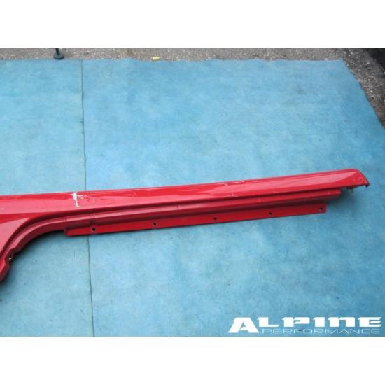 Ferrari 360 left rocker panel side skirt lh used #1656