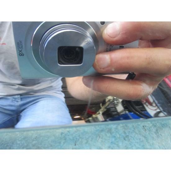 Rolls Royce Ghost trunk lid boot finishing plate trim