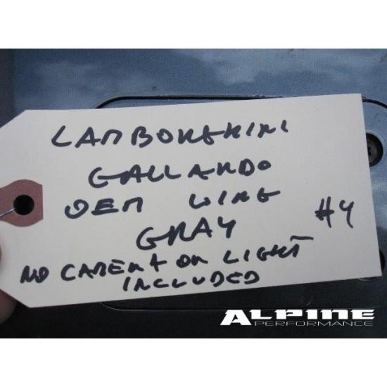 Lamborghini Gallardo rear spoiler wing - Gray
