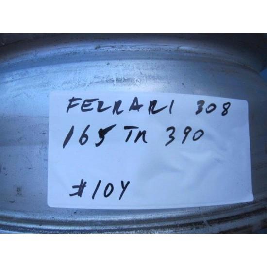 Ferrari 308  Speedline 165 tr 390MM wheel rim