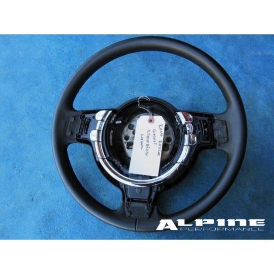Rolls Royce Ghost steering wheel