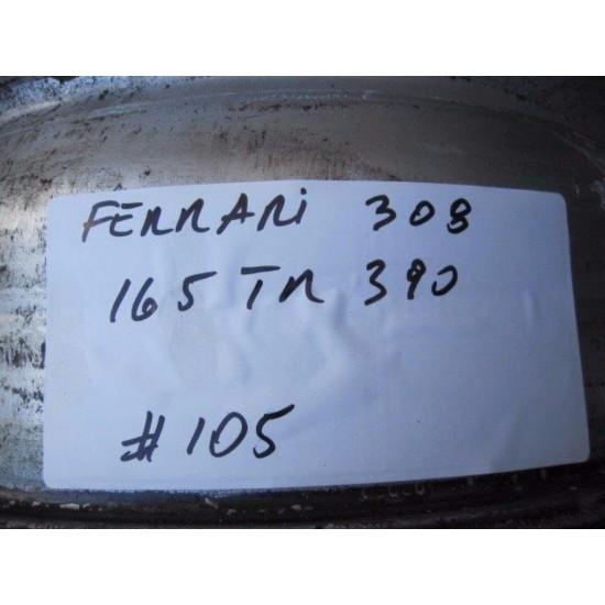 Ferrari 308 Speedline 390MM 165tr390 wheel rim