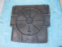 Bentley Continental Flying Spur trunk luggage compartment floor used