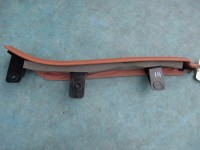 Bentley Continental Flying Spur left rear seat trim molding brown