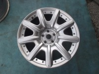 19″ Bentley Continental Gt Gtc Flying Spur Mulliner wheel rim #44