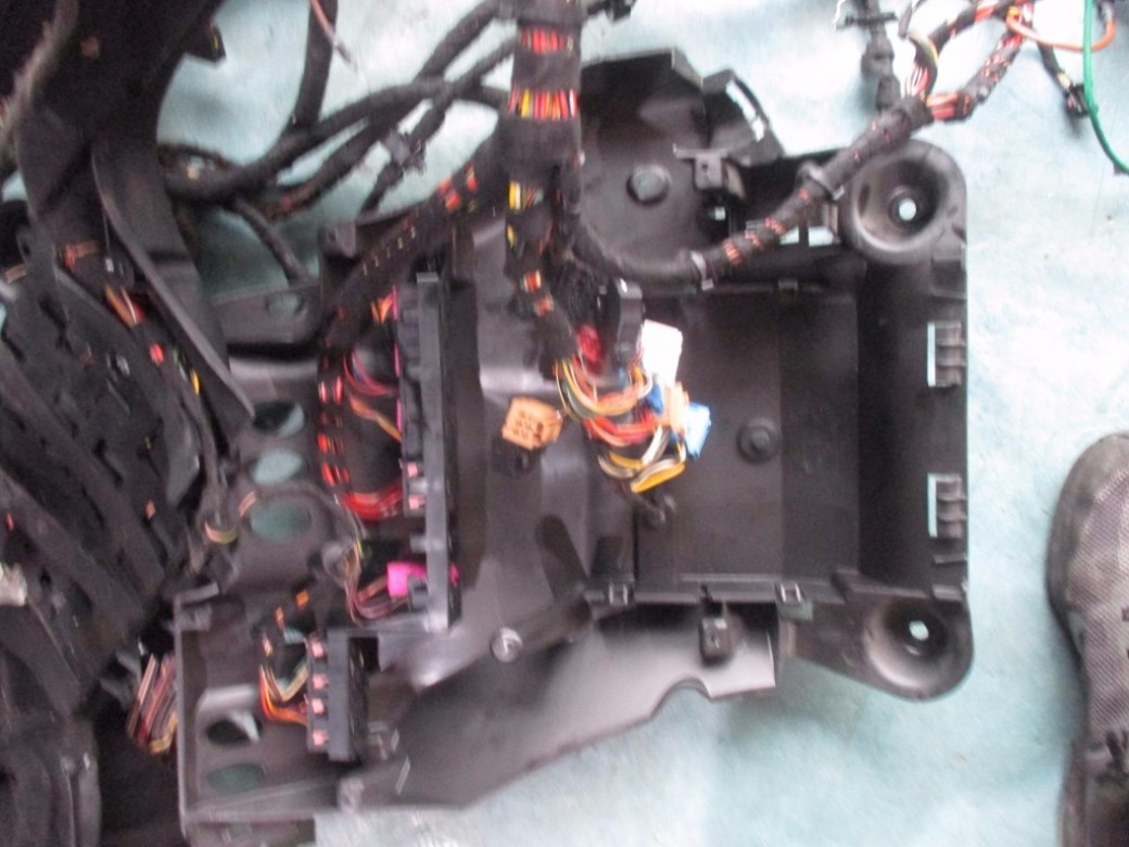 Bentley Continental Flying Spur Main Wire Wiring Harness Loom Automotive Engine Wires