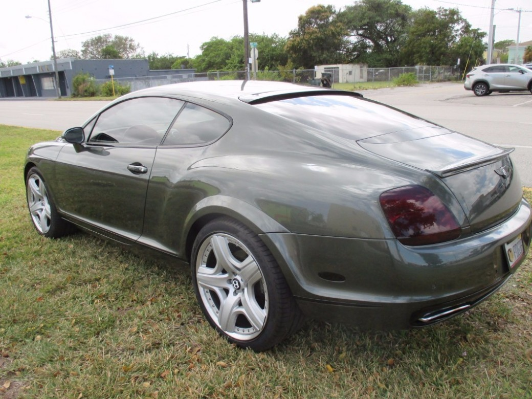 Img X on 2005 Bentley Continental Gt Performance