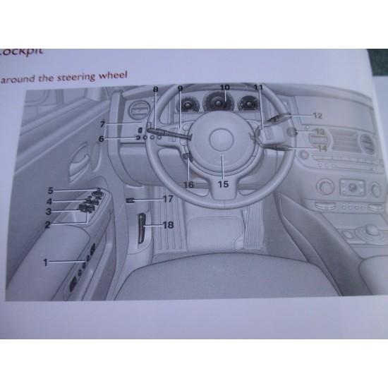 2010 Rolls Royce Ghost Owners Manual