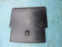 Bentley Continental Flying Spur trunk luggage compartment floor