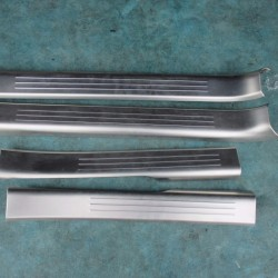 Bentley Continental Flying Spur door sill trim emblem tread plate set