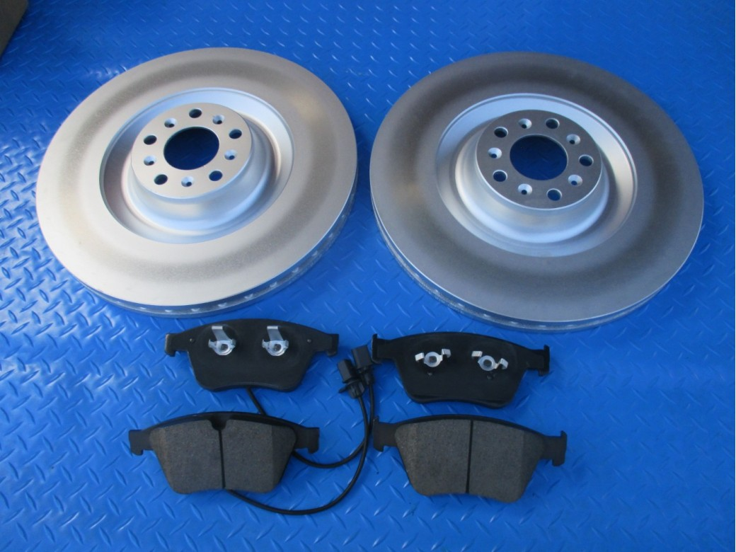 Brake Pads And Rotors Prices >> Sale Oem Factory Bentley Continental Gt Gtc Flying Spur Front Brake Pads 2 Rotors 4289 Wholesale Price