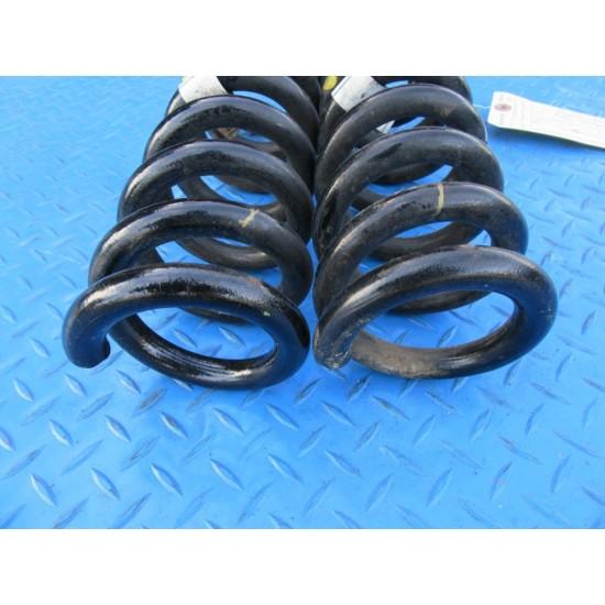 Maserati Ghibli rear suspension strut springs #5738