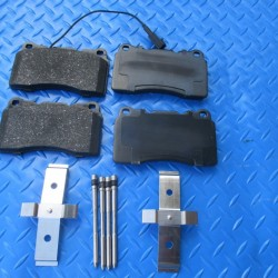 Maserati Ghibli front brake pads brakes #4295