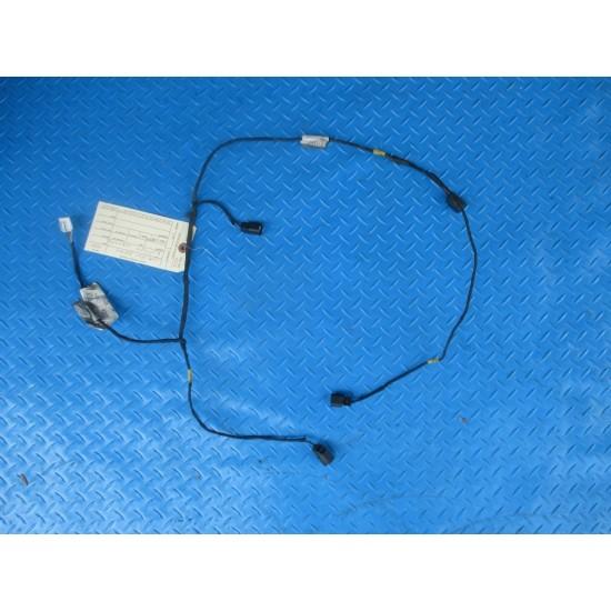 Sale  Oem Factory Maserati Ghibli Rear Bumper Cover Wire Harness  4224
