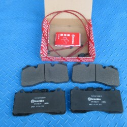 Ferrari California front brakes brake pad pads kit Brembo #5178