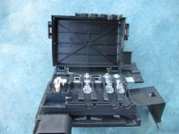 Bentley Continental Flying Spur Gt Gtc starter battery fuse terminal box #3486