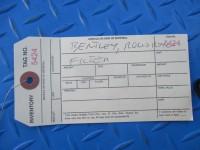 Bentley Rolls Royce pollen air filter new oem #5424