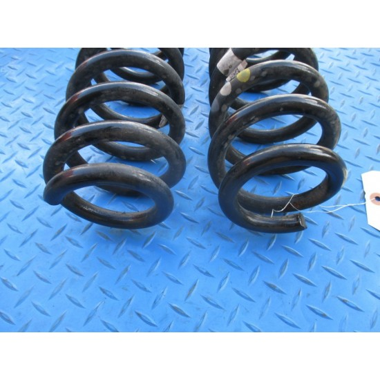 Maserati Ghibli front suspension springs #5342