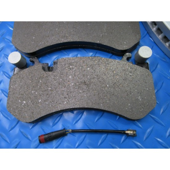 Mercedes S63 S65 Amg front rear brake pads & rotors TopEuro #7301