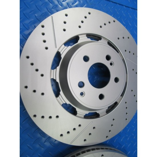 Sale! OEM Factory Mercedes S63 S65 Amg Front Brake Rotors