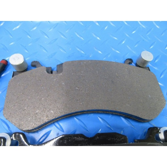 Mercedes S63 S65 Cls63 E63 Amg W222 front brake pads TopEuro #7306