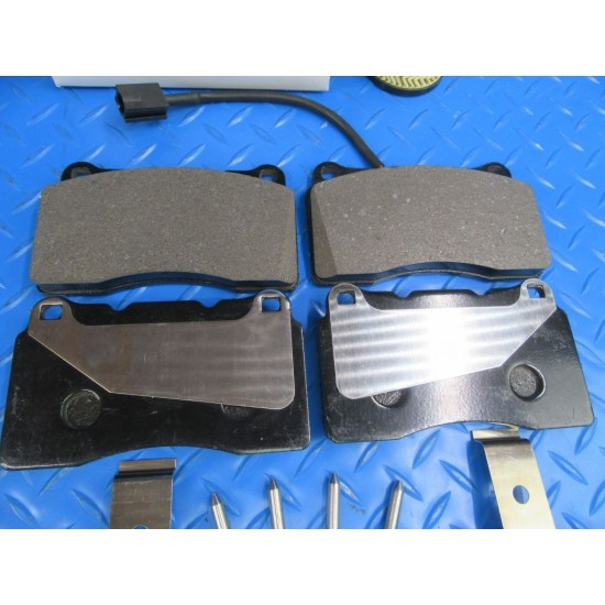 Maserati Ghibli front brake pads LOW DUST #7071 FREE FILTER TopEuro