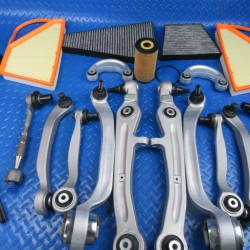 Bentley Gt Gtc Flying Spur suspension control arms filters & wiper blades #7319