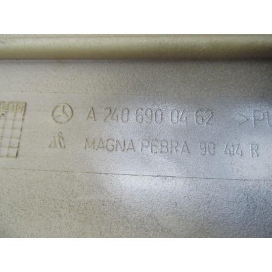 Maybach 57 57S right rear door lower molding #4983