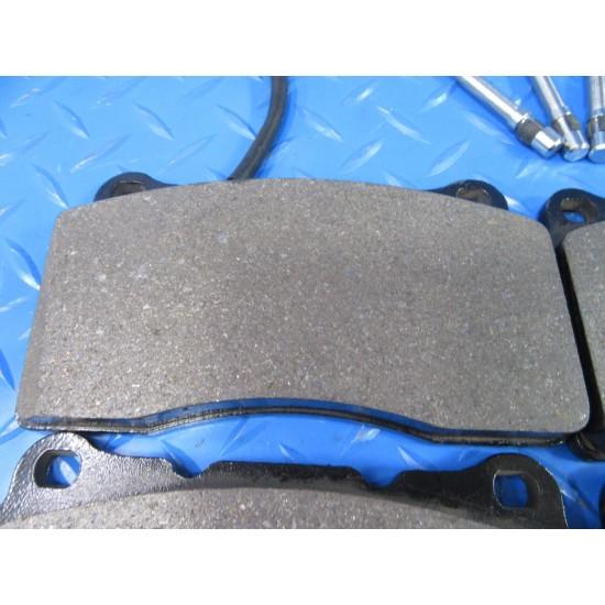 Maserati Ghibli front brake pads & rotors TopEuro #7339