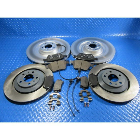 Brake Pads And Rotors Prices >> Bentley Continental Gt Gtc Flying Spur Front Rear Brake Pads Rotors Wholesale Price 6900
