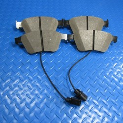 Bentley Continental Gt Gtc Flying Spur front brake pads NEW HIGH PERFORMANCE #6570