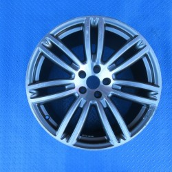 "20"" Maserati Ghibli rear wheel rim #6109"