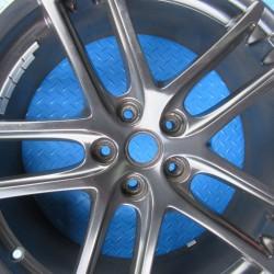 """20"""" Maserati GranCabrio Turismo front rim wheel #6675"""