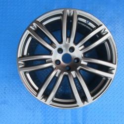 """20"""" Maserati Ghibli Quattroporte rear rim wheel #6874"""