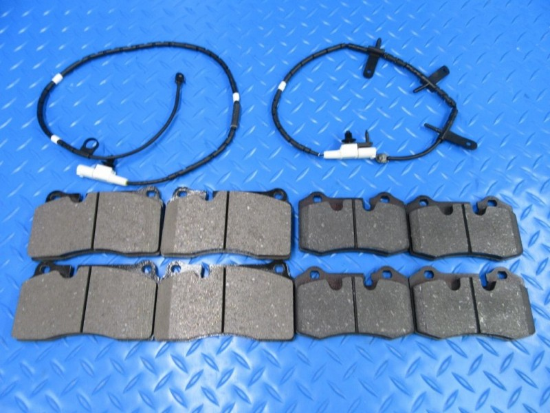 Aston Martin Db9 V8 Vantage front & rear brake pads ...
