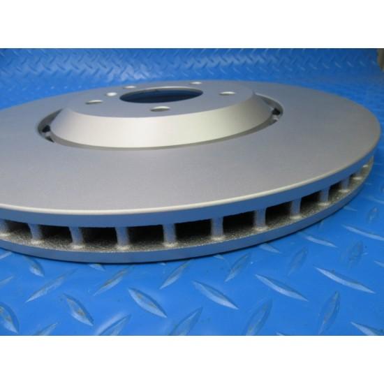Bentley Bentayga rear brake disc rotors TopEuro #7392 2pcs