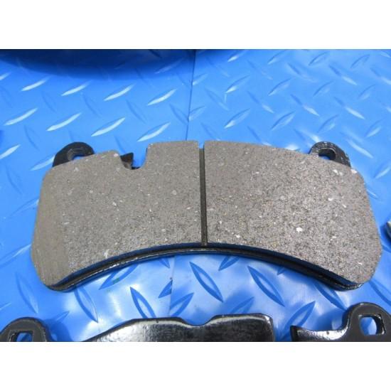 Maserati GranTurismo Gt front brake pads rotors LOW DUST TopEuro #7786